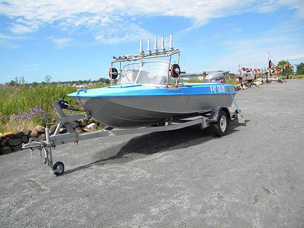 Катера, лодки, яхты в Выборге