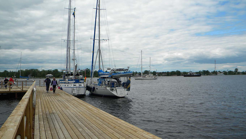 Открываем парковку и обслуживание лодок и катеров как бизнес