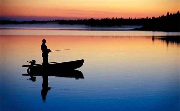 Разные виды рыбалки в Карелии